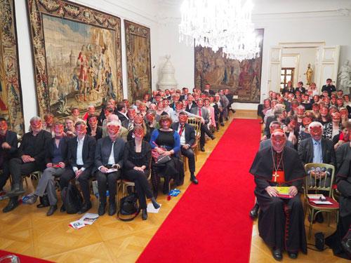 Tijgermaskers -Deutsche Bischofskonferenz